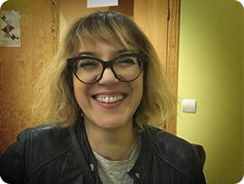 Marta Secretaria de Dirección